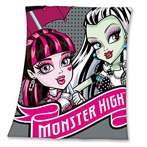Monster High - Fleecedecke Monster High (in 125 cm x 150 cm)