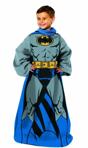 Being Batman Child Comfy Throw Standard