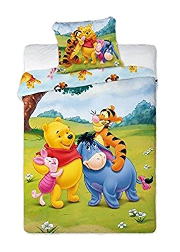 bettw sche winnie pooh z b 135x200 oder 100x135 kaufen. Black Bedroom Furniture Sets. Home Design Ideas