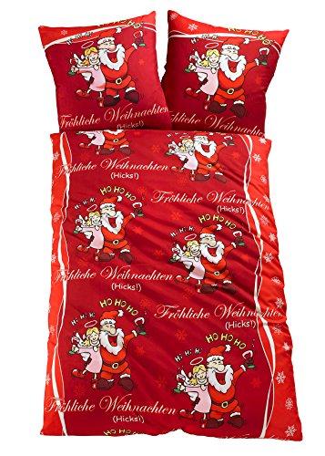 Weihnachten Bettwäsche Weihnachtsmotiv