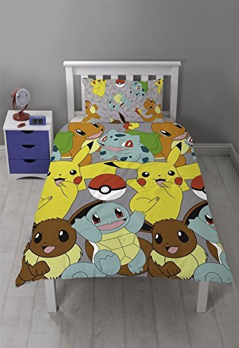 pokemon bettw sche g nstig kaufen. Black Bedroom Furniture Sets. Home Design Ideas