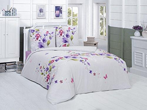Blümchen Blumen Bettwäsche