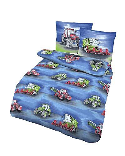 Coole Traktor Bettwäsche