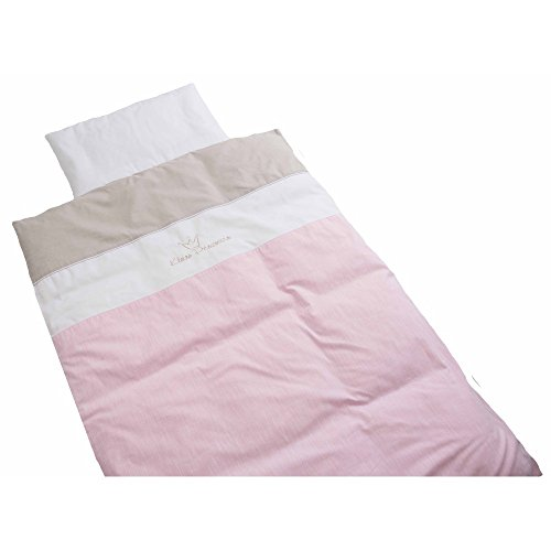 Be Be's Collection 220 60  Kleine Prinzessin neu rosa 100 x 135