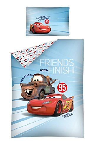 schicke cars bettw sche von disney kaufen. Black Bedroom Furniture Sets. Home Design Ideas