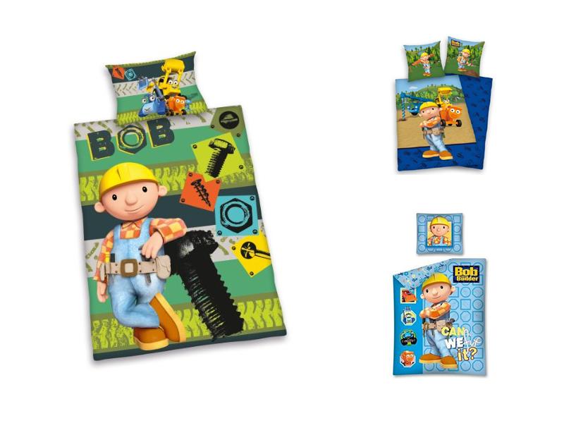 Bettwäsche Bob Der Baumeister