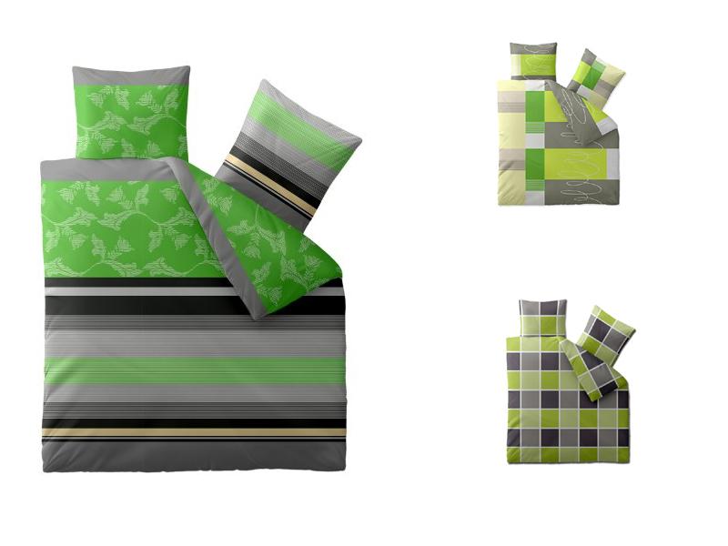 Grune Farbe Html : Grüne Bettwäsche (grün)  als Set kaufen