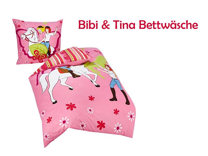 Bibi Und Tina Bettwäsche