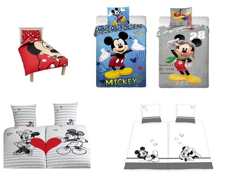 micky maus bettw sche mickey mouse. Black Bedroom Furniture Sets. Home Design Ideas
